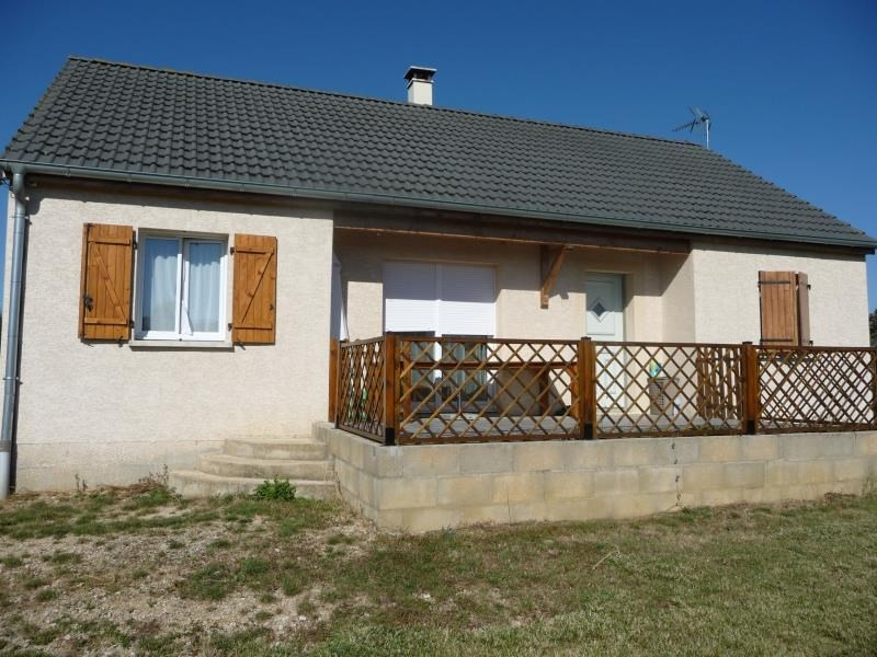 Sale house / villa St jean de losne 158000€ - Picture 1