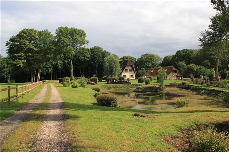 Deluxe sale house / villa Pont audemer 695000€ - Picture 2