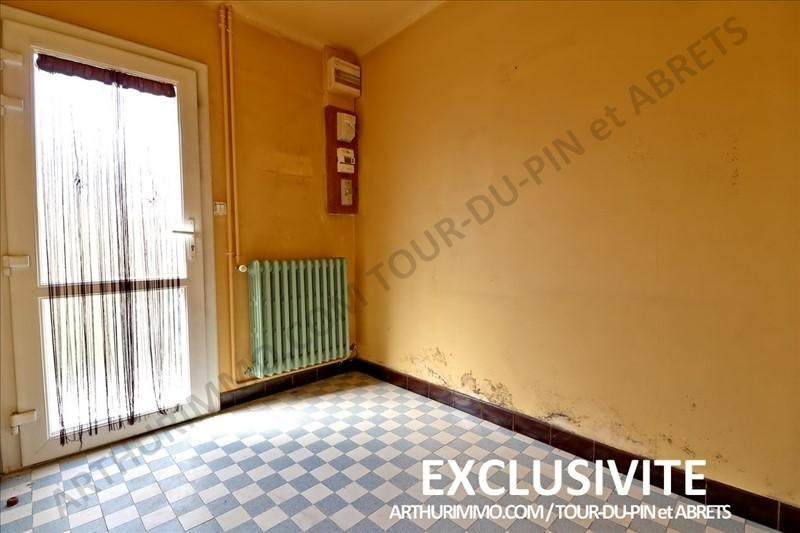 Sale house / villa La tour-du-pin 89000€ - Picture 2