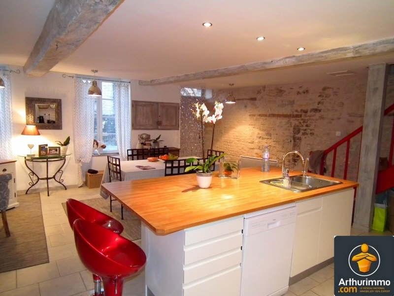 Vente maison / villa Matha 157620€ - Photo 3