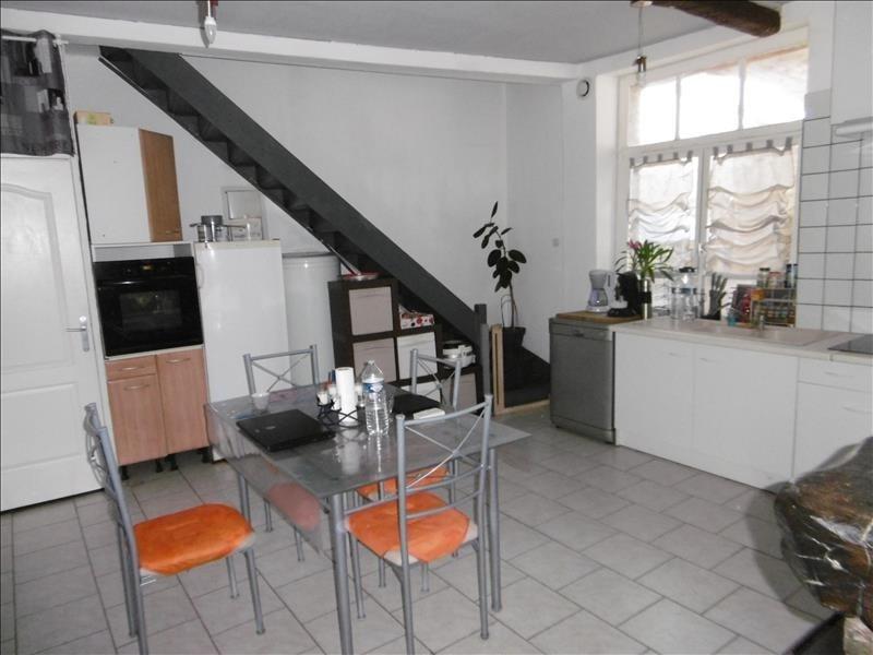 Vente maison / villa Oisy le verger 75000€ - Photo 3
