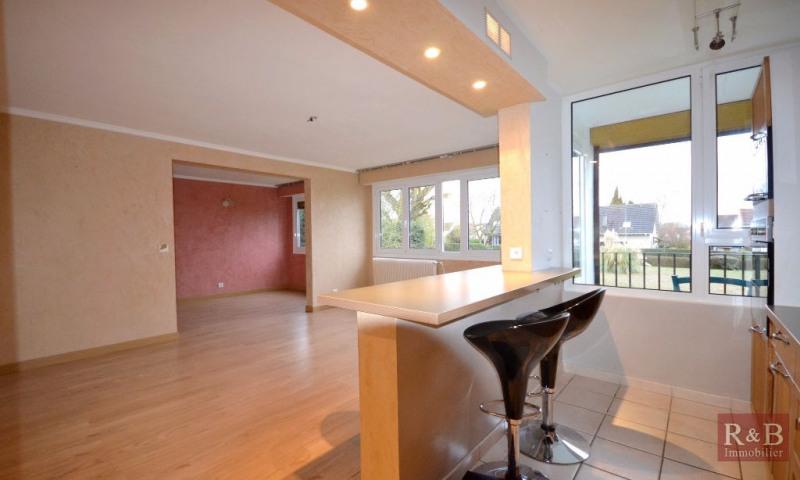 Vente appartement Les clayes sous bois 208000€ - Photo 1