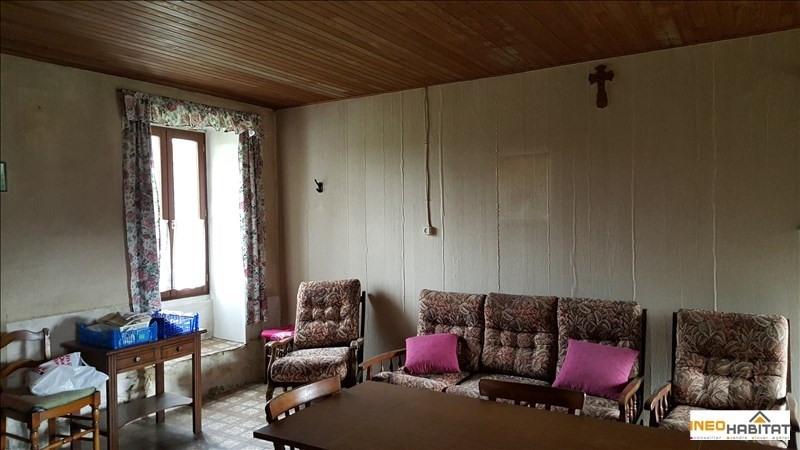 Vente maison / villa La meziere 99800€ - Photo 4