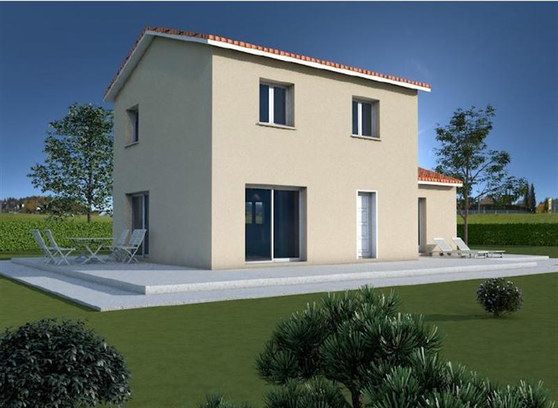 Maison  5 pièces + Terrain 500 m² Villie-Morgon par MAISONS ARLOGIS