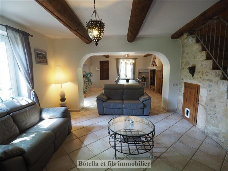 Venta  casa Goudargues 329900€ - Fotografía 4