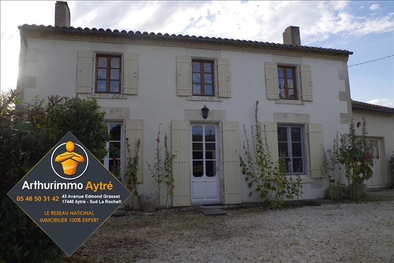 Vente maison / villa Surgeres 222000€ - Photo 1