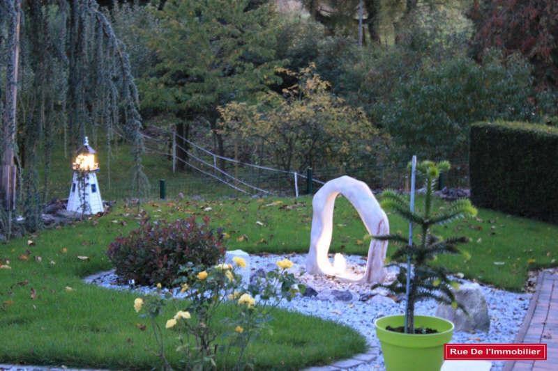 Vente maison / villa Kutzenhausen 416000€ - Photo 6