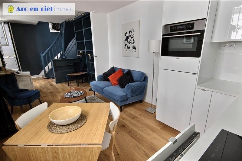 Rental house / villa Paris 17ème 2295€ CC - Picture 5