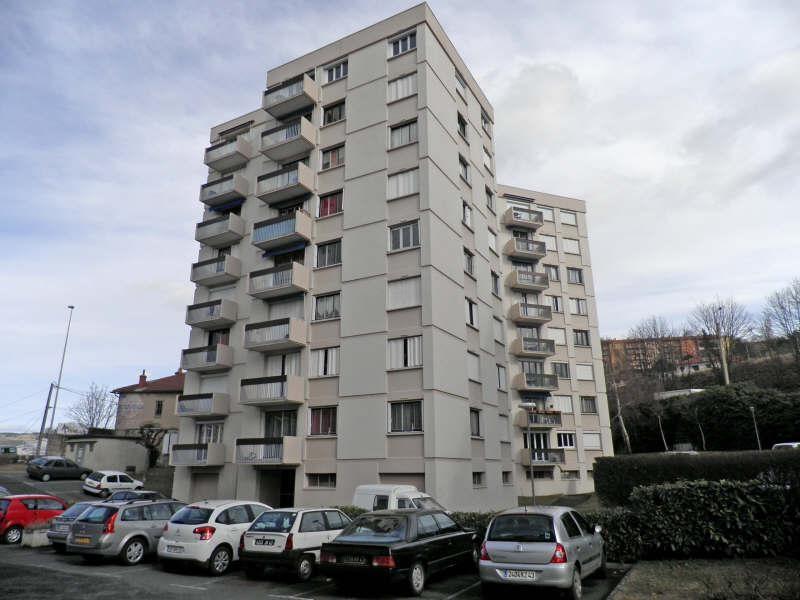 Location appartement Le puy en velay 274,75€ CC - Photo 4