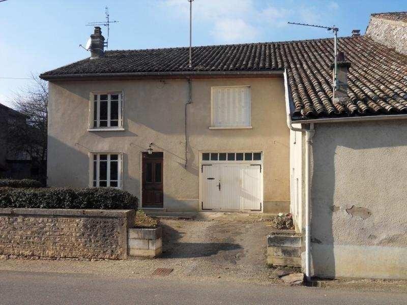 Maison de village Uchizy