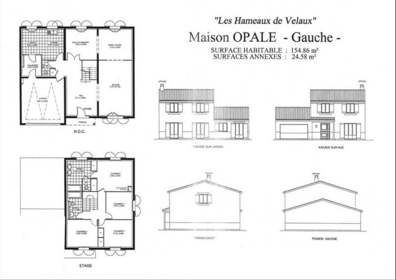 Vente maison / villa Velaux 441 840€ - Photo 2