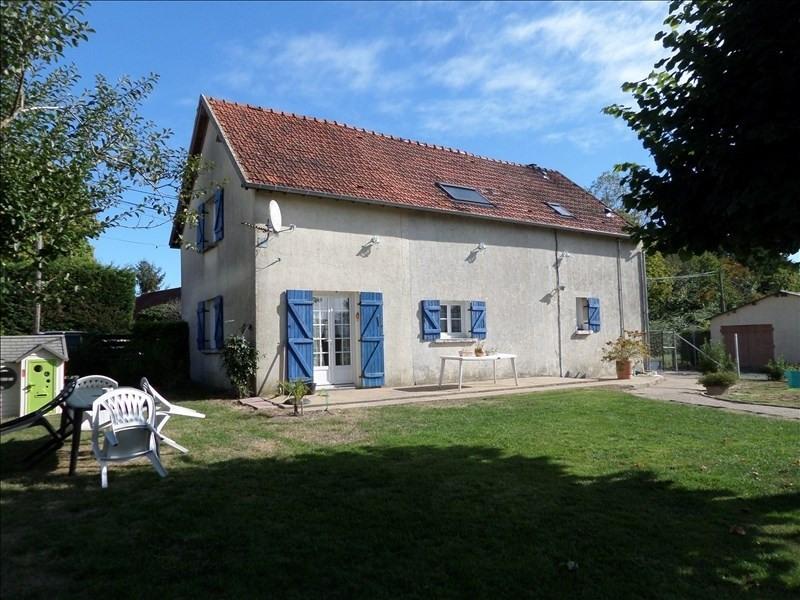 Vente maison / villa Cosne cours sur loire 129000€ - Photo 1