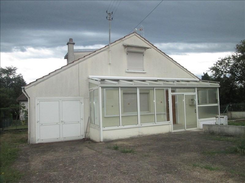 Vente maison / villa Tournus 110000€ - Photo 1