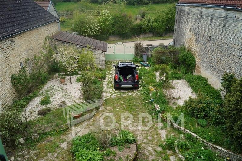 Vente maison / villa Cruzy le chatel 99000€ - Photo 4
