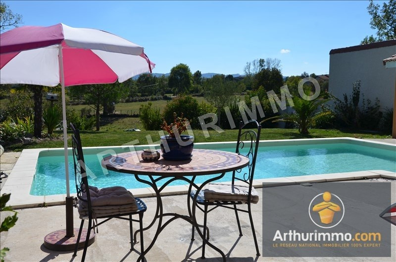 Sale house / villa Quintenas 218 000€ - Picture 2