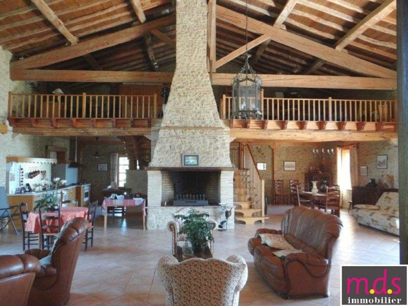 Vente de prestige maison / villa Villefranche de lauragais 439000€ - Photo 6