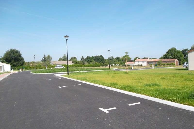 Vente terrain Aizenay 72500€ - Photo 1