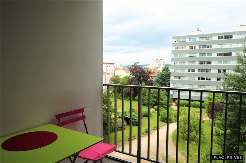 Investment property apartment Nancy 125000€ - Picture 1