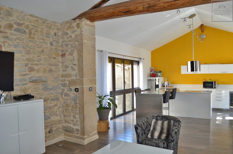 Sale house / villa Saint didier au mont d'or 430 000€ - Picture 1