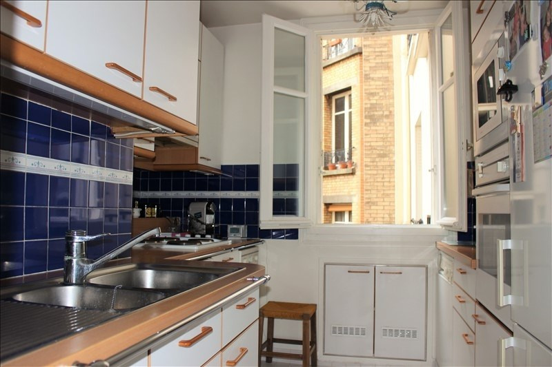 Deluxe sale apartment Paris 7ème 1 144 000€ - Picture 5