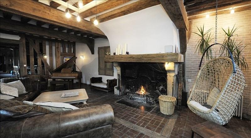 Deluxe sale house / villa Conches en ouche 749000€ - Picture 4