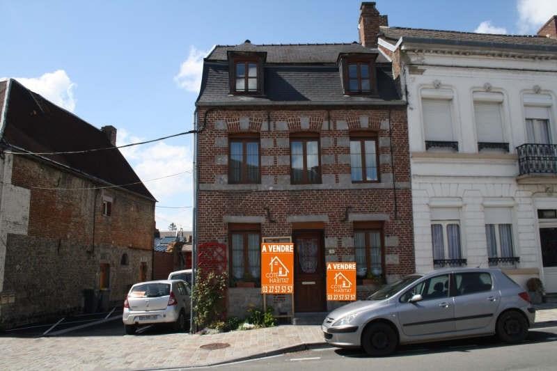 Vente maison / villa Avesnes sur helpe 111900€ - Photo 1