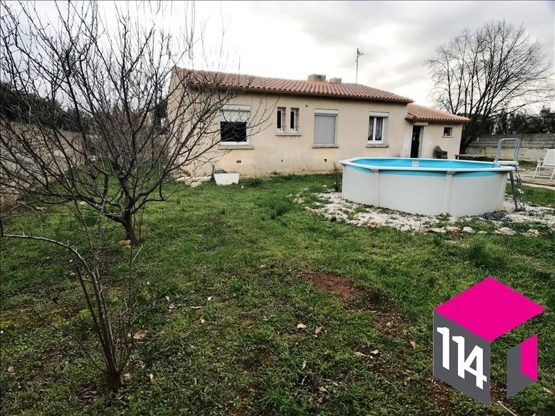 Vente maison / villa St bres 260000€ - Photo 2