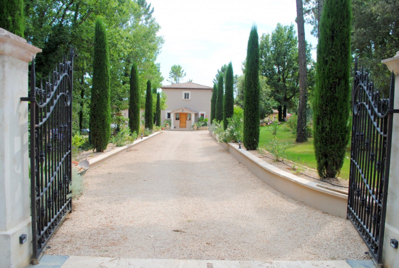 Revenda residencial de prestígio casa Montauroux 949000€ - Fotografia 19