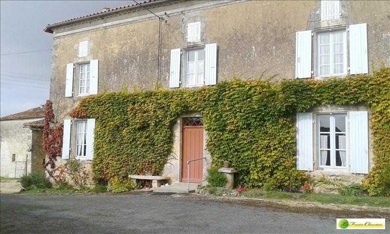 Vente maison / villa Fontaine chalendray 123000€ - Photo 1