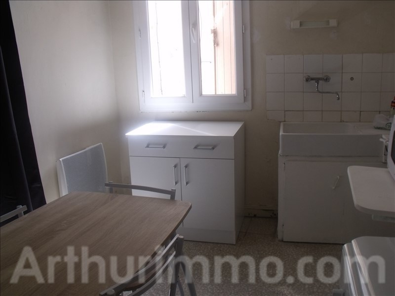 Rental apartment Lodeve 410€ CC - Picture 1