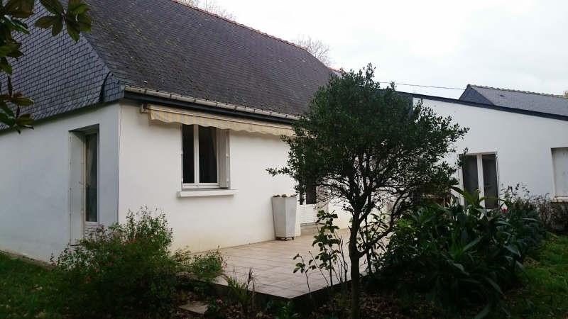 Vente maison / villa Sarzeau 252000€ - Photo 1