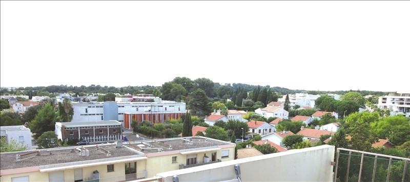 Sale apartment Castelnau le lez 134000€ - Picture 2