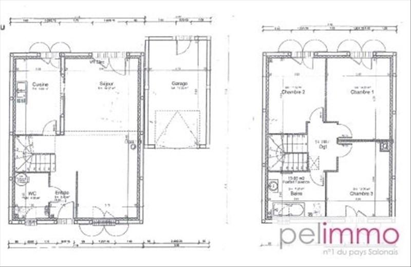 Vente maison / villa Alleins 235000€ - Photo 4