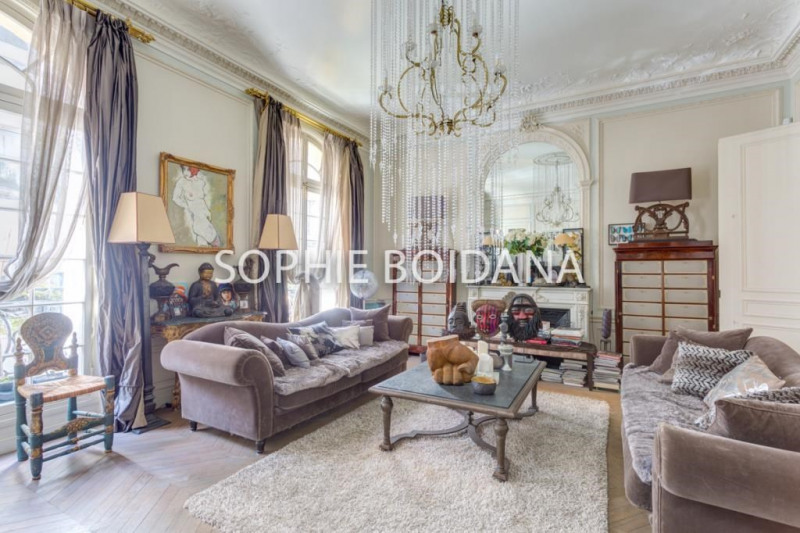Vente de prestige appartement Paris 17ème 3980000€ - Photo 6