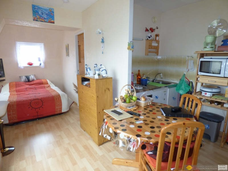 Sale apartment Villers sur mer 69 000€ - Picture 2
