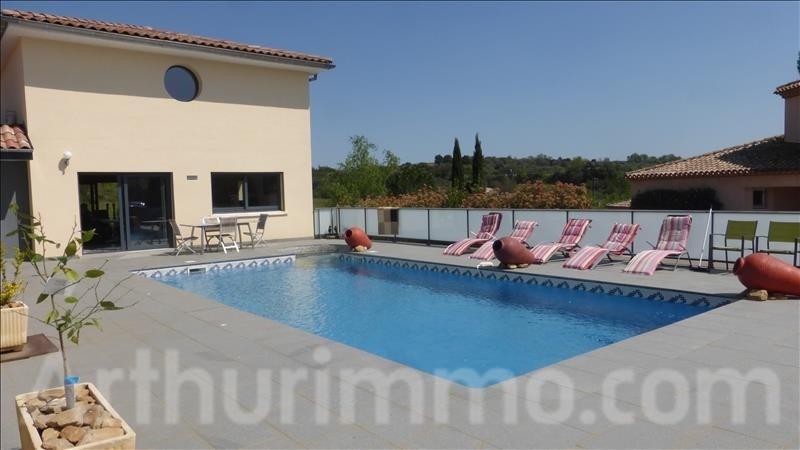 Vente de prestige maison / villa Le bosc 646000€ - Photo 1