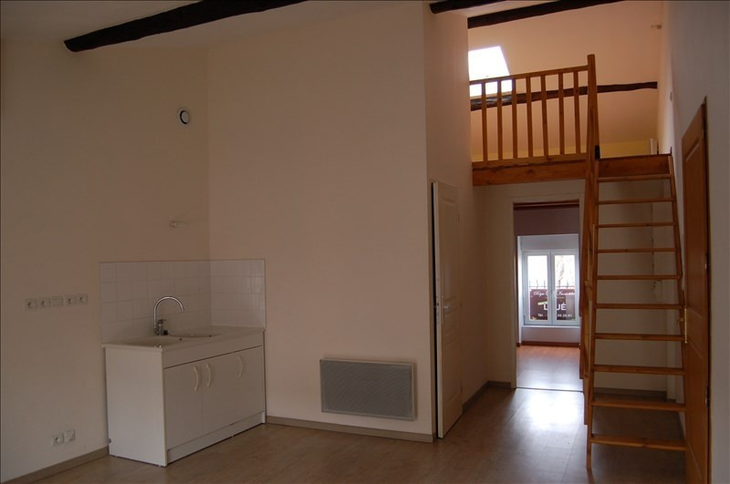 Sale apartment Les roches de condrieu 74 000€ - Picture 1