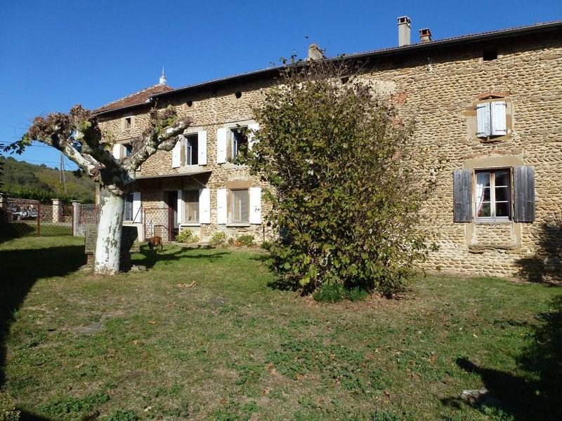 Vente maison / villa Chateauneuf de galaure 120000€ - Photo 3