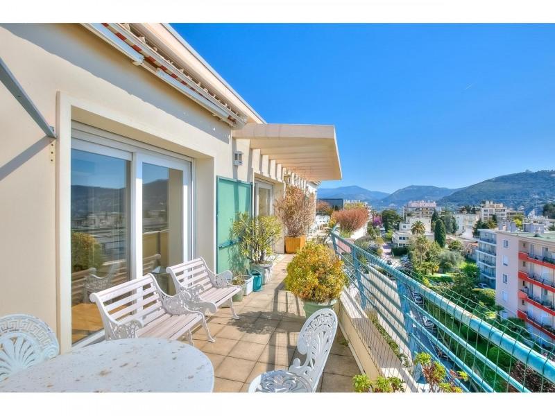 Vente de prestige appartement Nice 695000€ - Photo 1