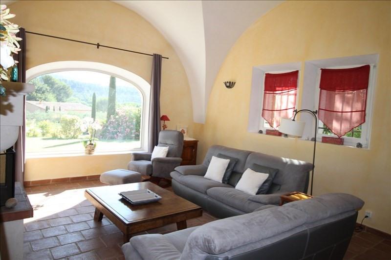 Verkoop van prestige  huis Meyreuil 855000€ - Foto 6