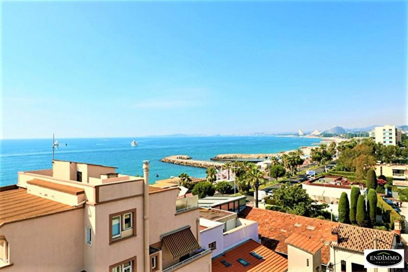 Sale apartment Cagnes sur mer 500000€ - Picture 1