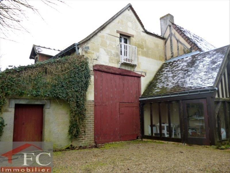 Vente maison / villa Monthodon 171500€ - Photo 3