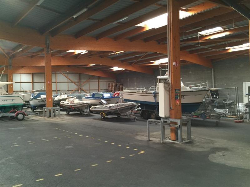 Location Local d'activités / Entrepôt Fécamp 0