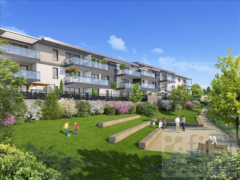 Sale apartment Aix les bains 277000€ - Picture 2