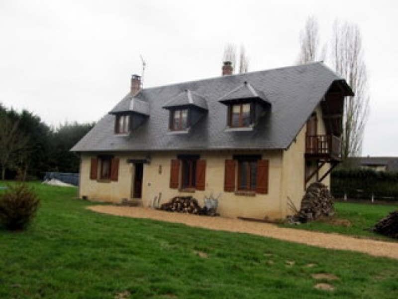 Vente maison / villa La neuve lyre 153000€ - Photo 1