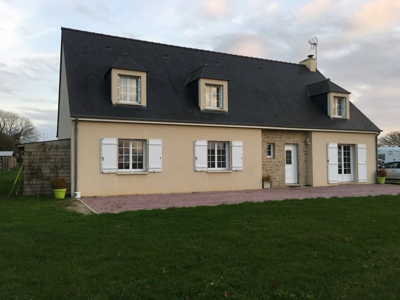 Sale house / villa Portbail 448 300€ - Picture 1