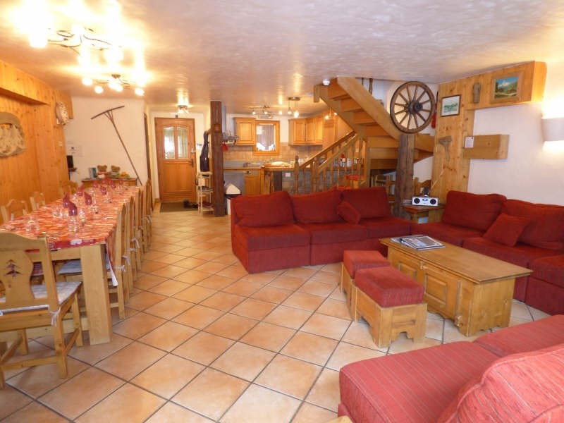 Deluxe sale house / villa Meribel 970 000€ - Picture 3