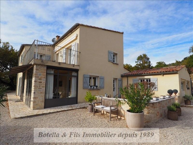 Venta de prestigio  casa Goudargues 750000€ - Fotografía 18
