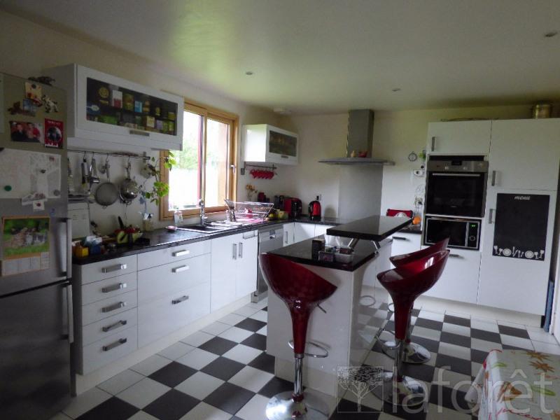 Vente maison / villa Bourg achard 351300€ - Photo 7
