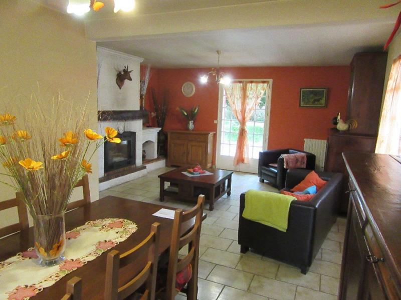 Sale house / villa Escoire 153700€ - Picture 5